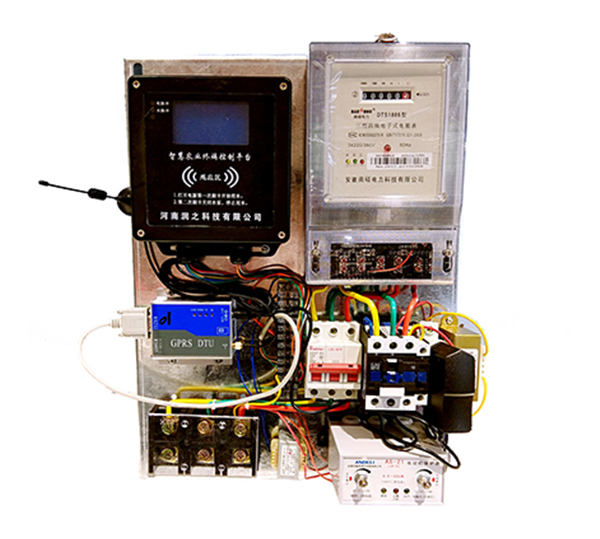 射频卡机井控制系统