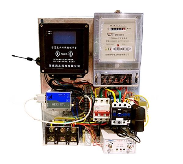 唐山射频卡机井控制系统