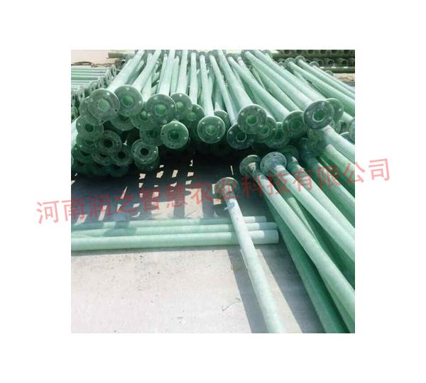 玻璃钢扬程管