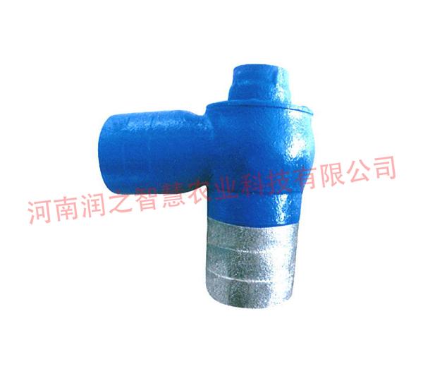 重力式砼出水口保护装置
